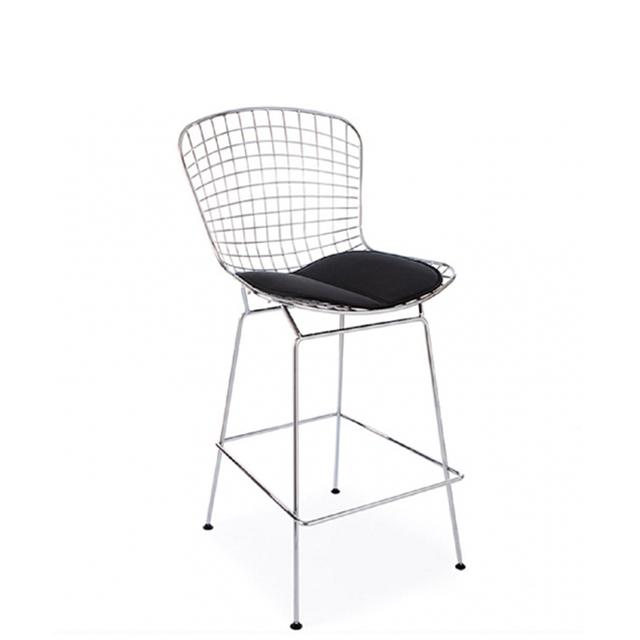 bertoia bar stool